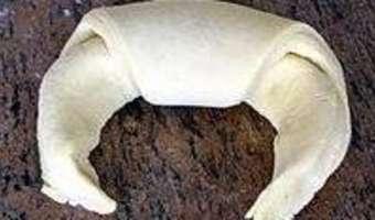 Croissants et pains au chocolat - Découpe et cuisson - Etape 7