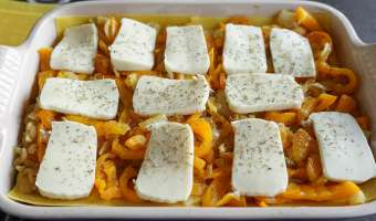 Lasagnes de légumes - Etape 12