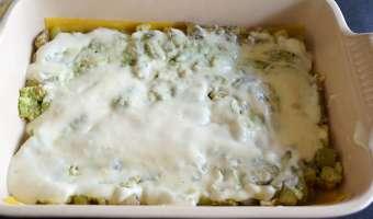 Lasagnes de légumes - Etape 8
