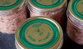 Terrine de volaille au foie gras - Etape 11