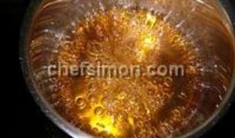 Caramel aux fruits de la passion - Etape 6
