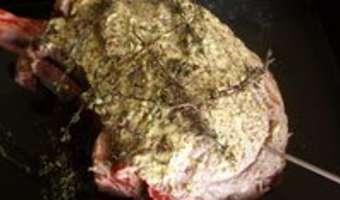 Côte de boeuf grillée - Etape 8