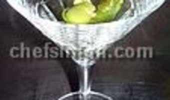 Espuma d'asperges vertes - Etape 7