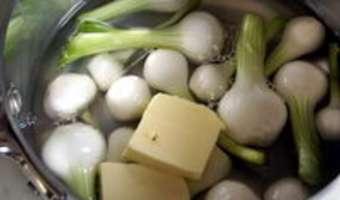 Jardinière de légumes : la préparation des légumes - Etape 7