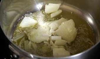 Salade cuite en chiffonnade - Etape 2