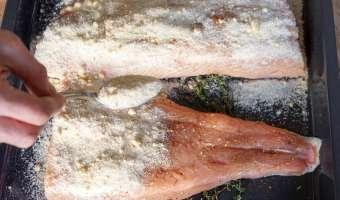 Saumon fumé au bois de hêtre - Etape 5