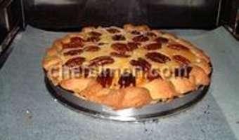 Tarte aux noix de pécan - Etape 6