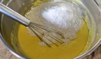 Cake marbré - Etape 8
