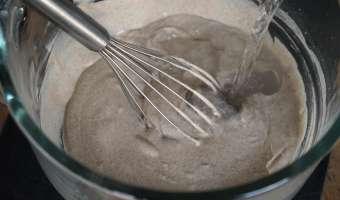 Galettes ou crêpes salées - Etape 6