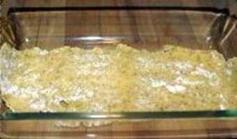 Lasagnes à la bolognaise - Etape 5