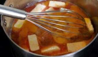 Lemon curd - Etape 5