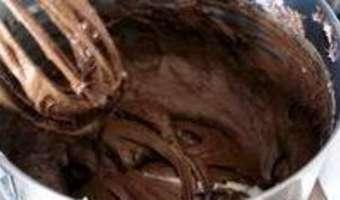 Mousse chocolat noir - Etape 9