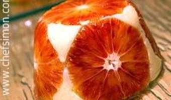 Gateau de semoule aux oranges - Etape 12