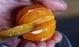 Suprêmes d'agrumes - Etape 4