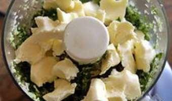 Beurre d'ail - Etape 7