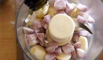 Beurre d'ail - Etape 3