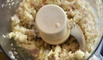 Beurre d'ail - Etape 4