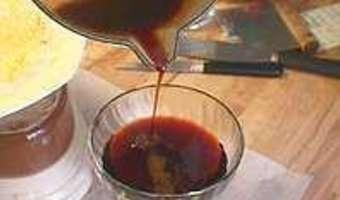Le caramel et sa décuisson - Etape 10