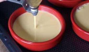 Crème brûlée - Etape 6