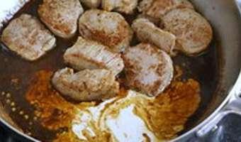 Filet mignon au poivre - Etape 10