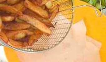 Pommes frites ou Pont-neuf - Etape 6