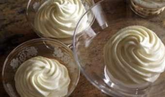 Mousse au chocolat blanc - Etape 9