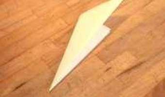 Découper un disque de papier sulfurisé - Etape 5
