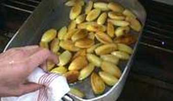 Pommes de terre rissolées - Etape 4