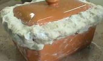 Terrine de foie gras mi-cuit truffée - Etape 9