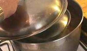 Poule au pot - Etape 4