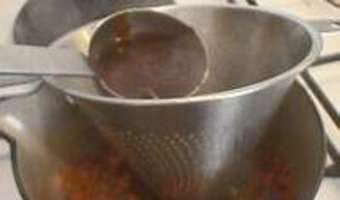 Sauce madère - Etape 5