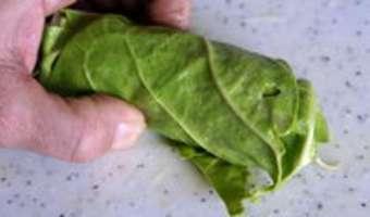 Ciseler les aromatiques et légumes feuilles - Etape 4
