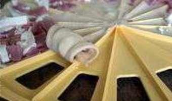 Minis croissants apéritifs - Etape 7