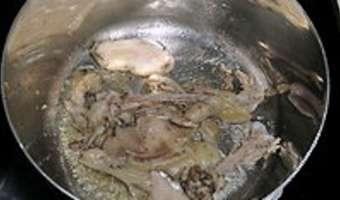 Parmentier de canard confit - Etape 9