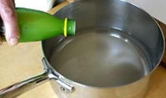 Sorbet groseilles cassis - Etape 6