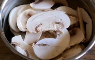 Filets de sole Dieppoise - Etape 4