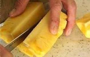 Préparer un ananas frais - Etape 9