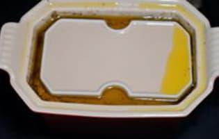 Terrine de foie gras à l'anguille fumée - Etape 11