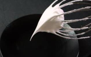 Crème chiboust - Etape 8