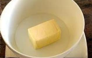 Roux blanc - Etape 1
