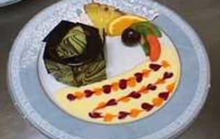 Decors D Assiettes De Desserts Comment Decorer Une Assiette Un