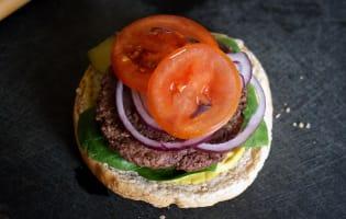 Hamburgers - Etape 10