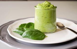 Pesto rouge et pesto vert - Etape 7