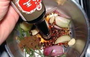 Beignets d'escargots façon asiatique - Etape 3