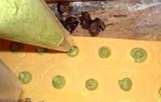 Piroguis aux escargots - Etape 6