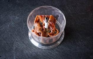 Allumettes aux anchois - Etape 4