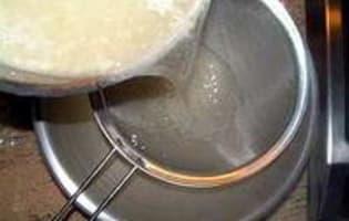 Sorbet citron sans sorbetière - Etape 5