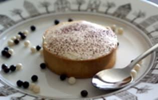 Tartelettes chocolat café - Etape 12