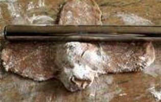 Feuilletage au chocolat : la détrempe - Etape 11