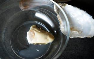 Ouvrir les huîtres facilement - Etape 12